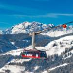 G-LINK Panorma im Winter - Wagrain